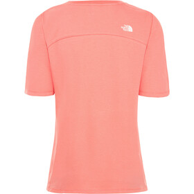 The North Face Premium Simple Dome - T-shirt manches courtes Femme - rose